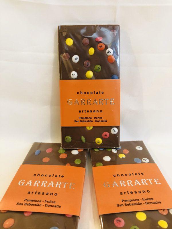 Tableta chocolate Lacasitos. Con leche