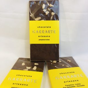 Chocolate platano. Con leche