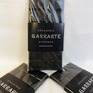Tableta chocolate negro extrafino 80% cacao