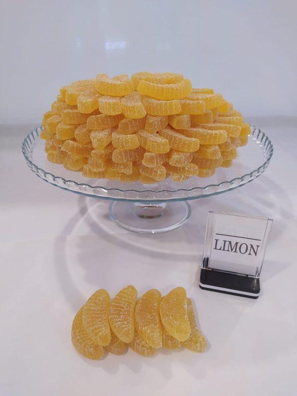 Gominolas limón