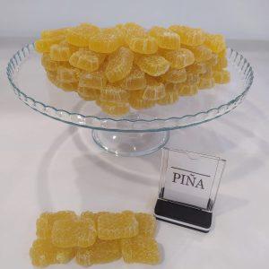 Gominolas piña