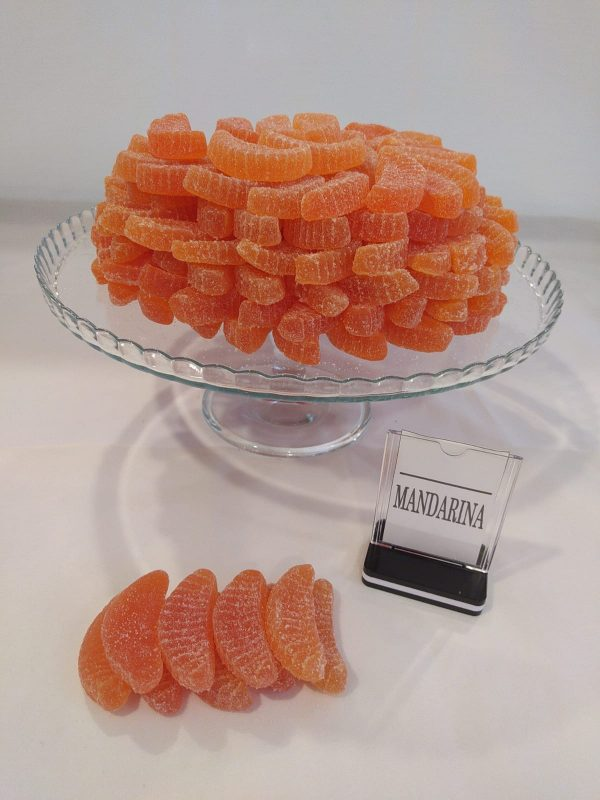Gominolas mandarina