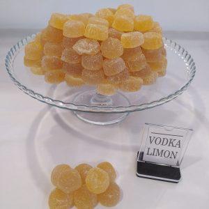 Gominolas Vodka limón