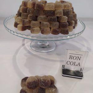 Gominolas Ron cola