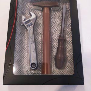 Set chocolate herramientas