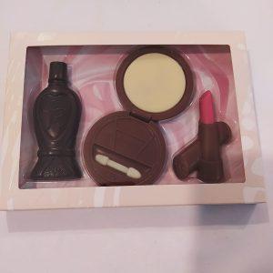 Set chocolate dama