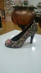 Zapato de chocolate Garrarte